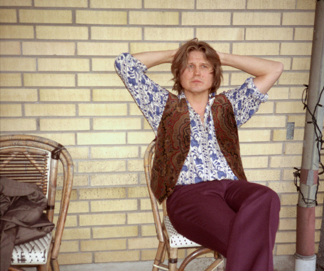 Krunegård släpper årets andra album