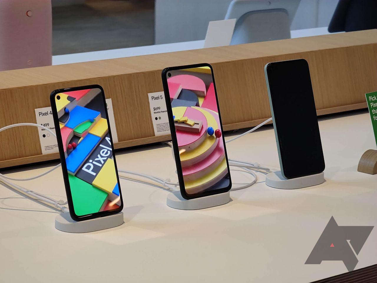Google Pixel 5a väntas visas upp i morgon