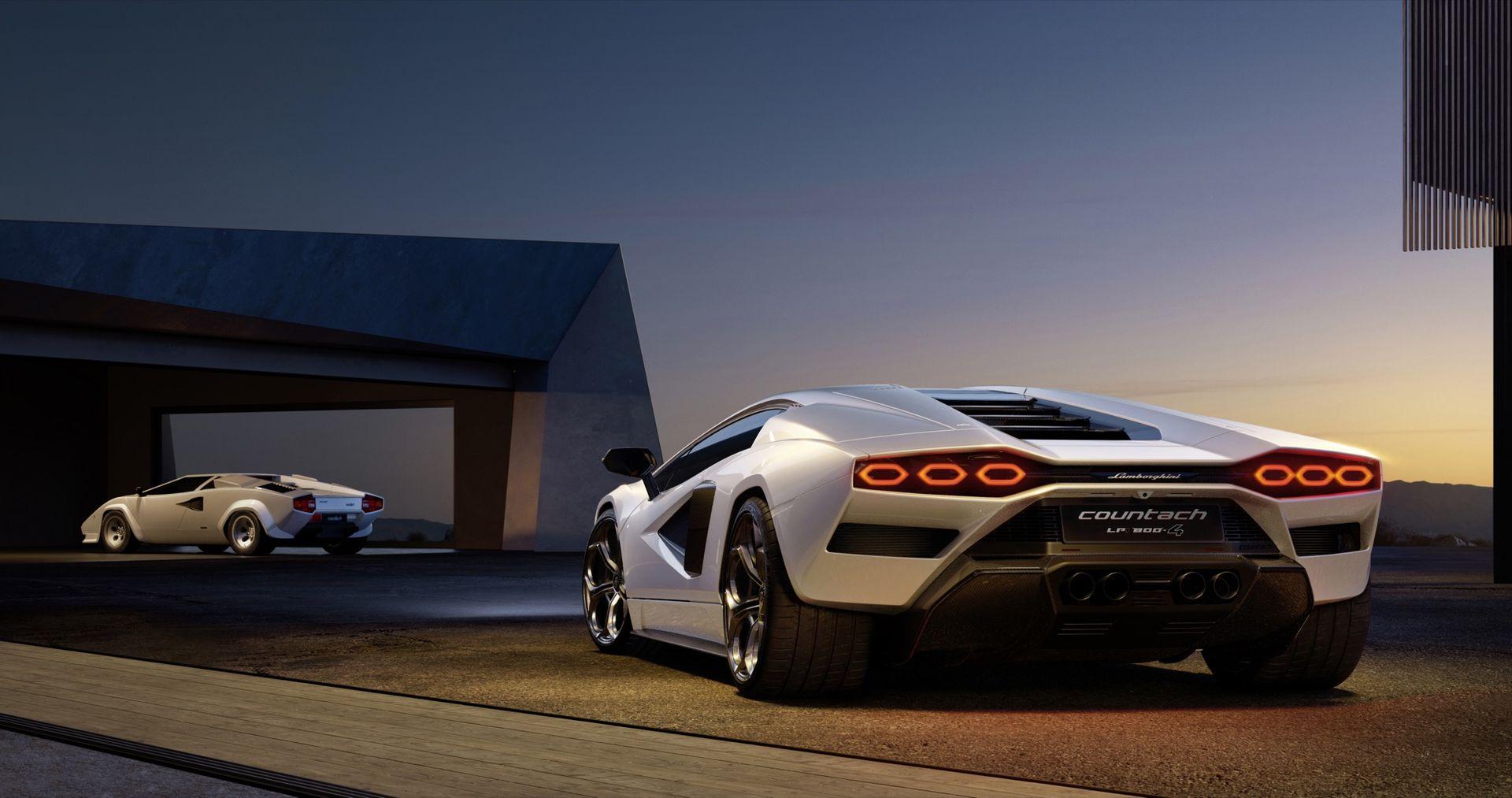 Det här är Lamborghini Countach LPI 800-4
