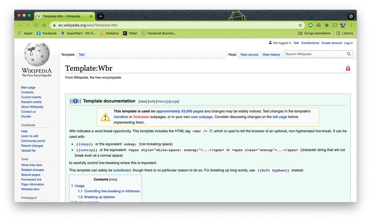 Svastika inlagd på över 50.000 Wikipedia-sidor