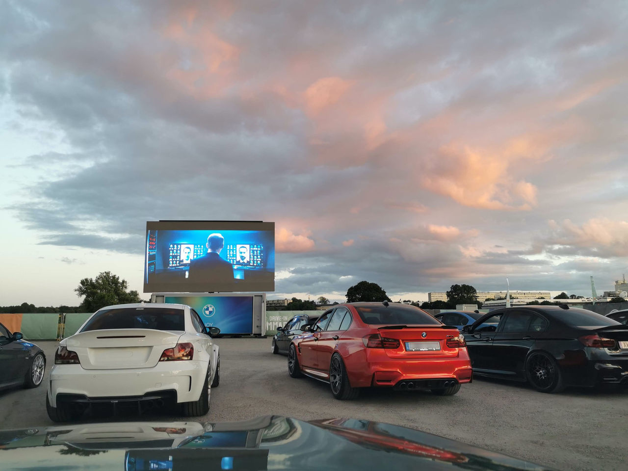 Stockholms Filmfestival arrangerar drive-in-bio