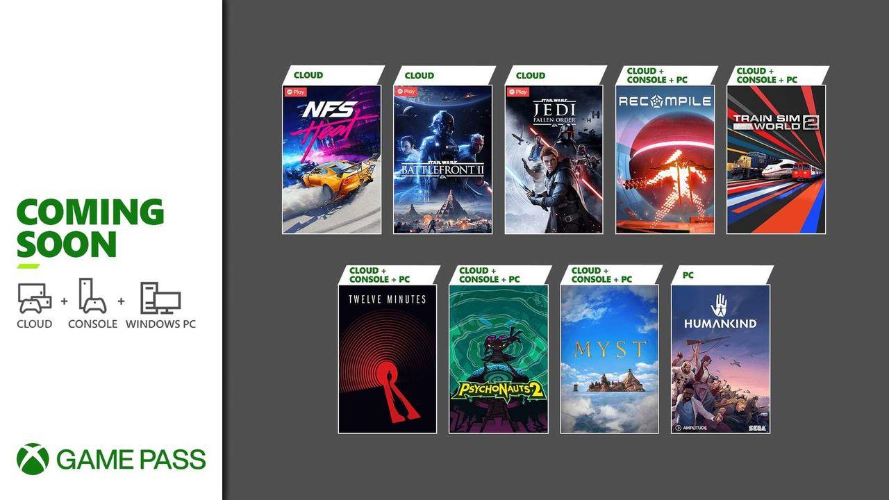 Microsoft avslöjar resten av augustis Game Pass-spel
