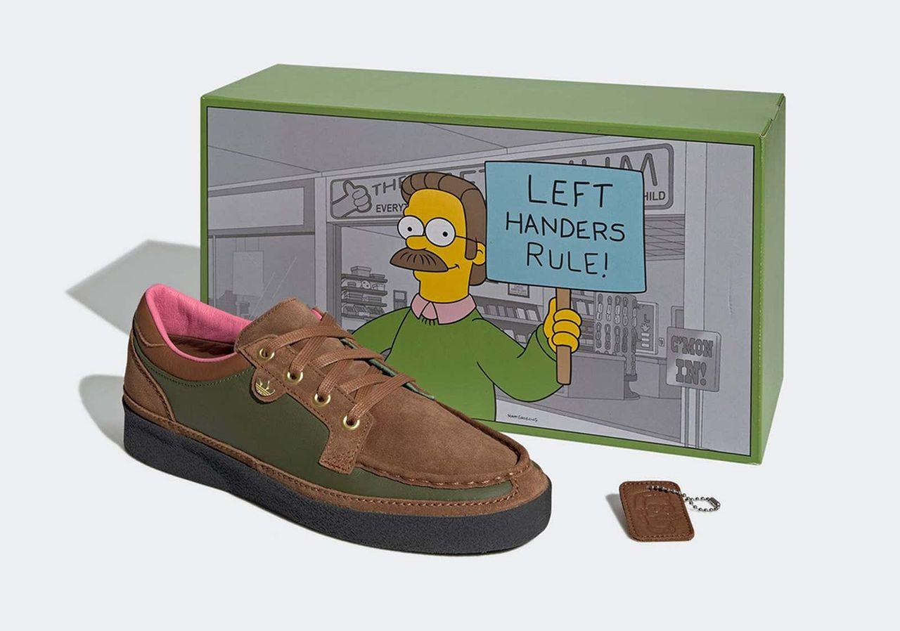 Adidas släpper Ned Flanders-skor