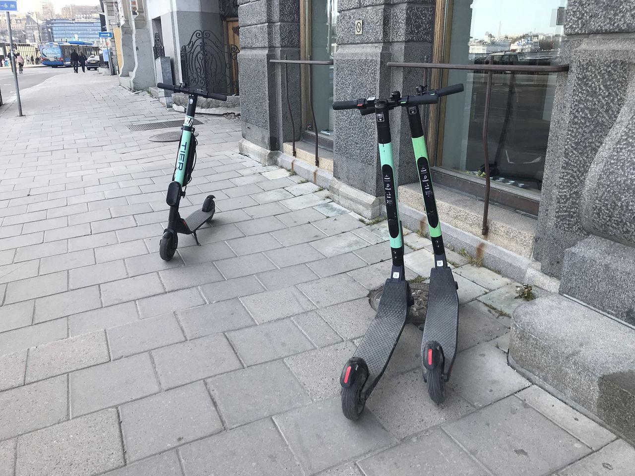 Elsparkcykel-företag stämmer Oslo stad gemensamt