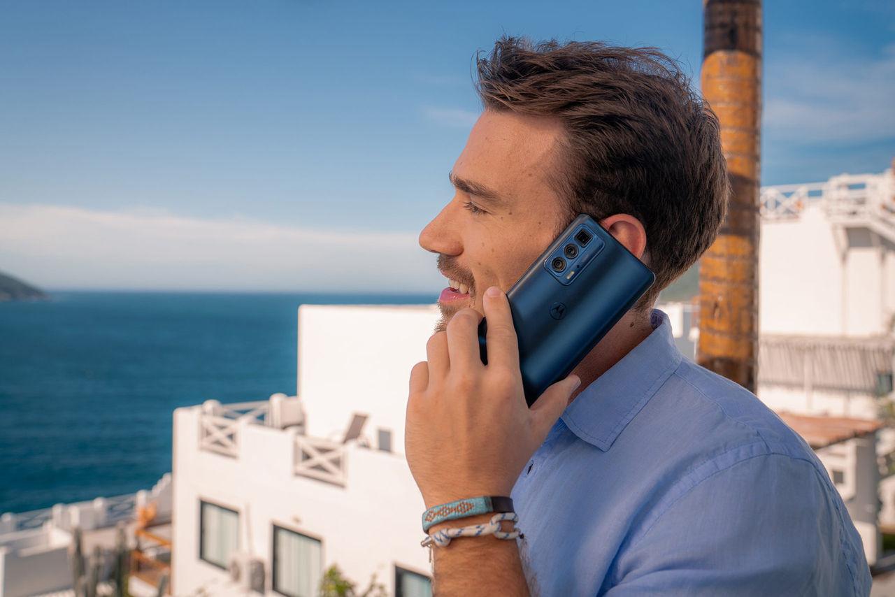 Motorola Edge 20-serien släpps 31 augusti