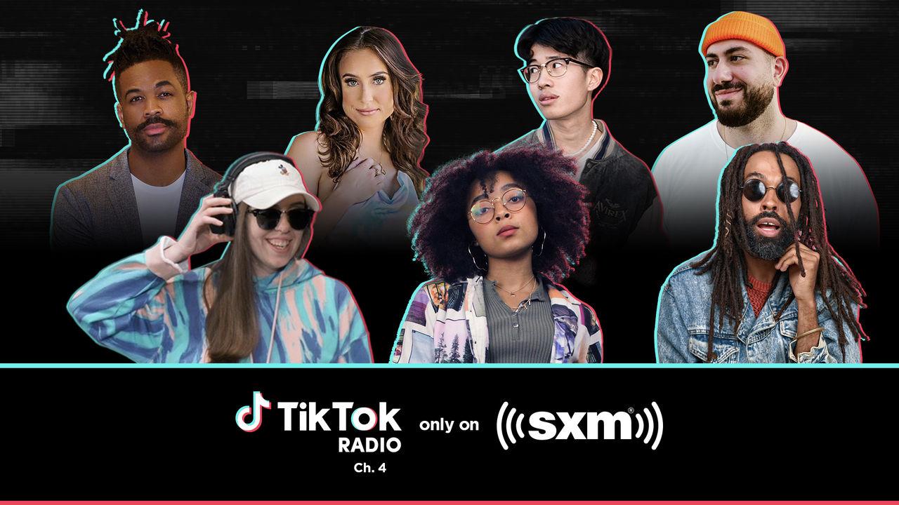 TikTok får egen radiostation