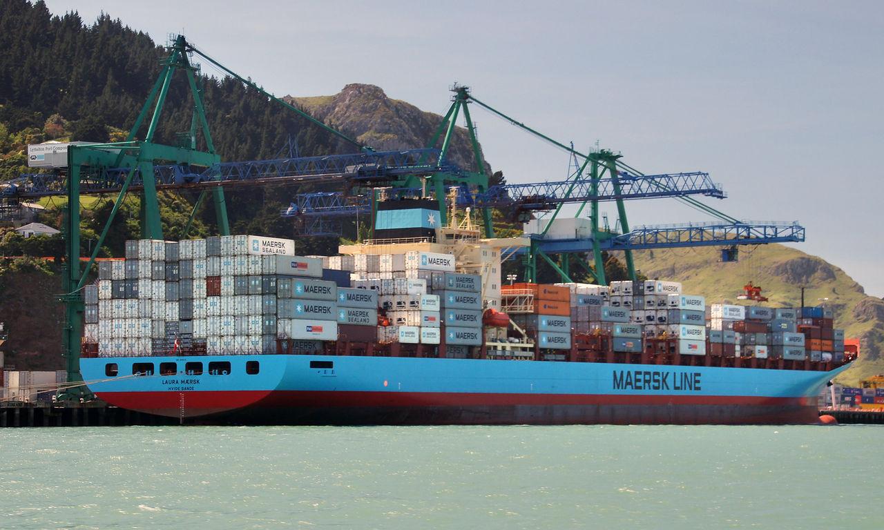 Maersk satsar på fossilfri metanol