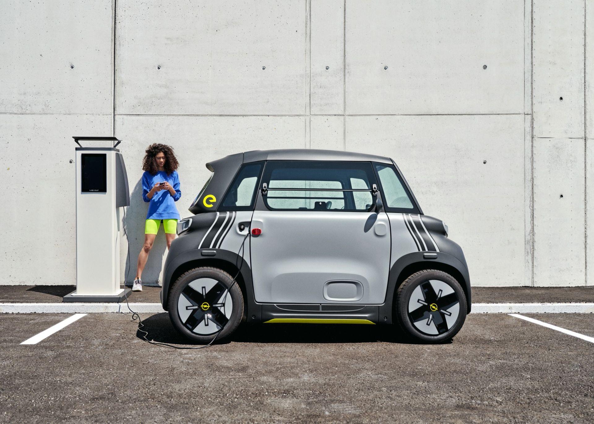 Opel släpper liten bil som får köras av 15-åringar