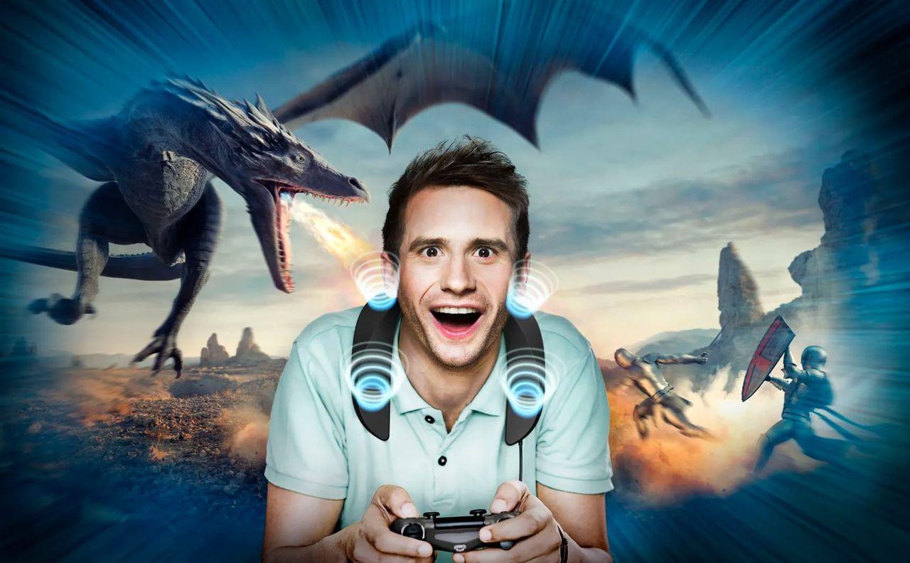 Panasonic ska släppa bärbart ljudsystem för gamers