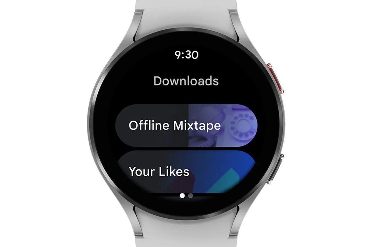 Google släpper YouTube-app till Wear OS
