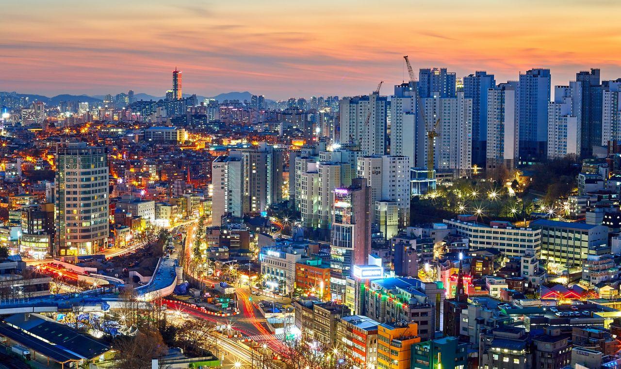 Facebook, Google och Netflix blir tillsagda av Sydkorea