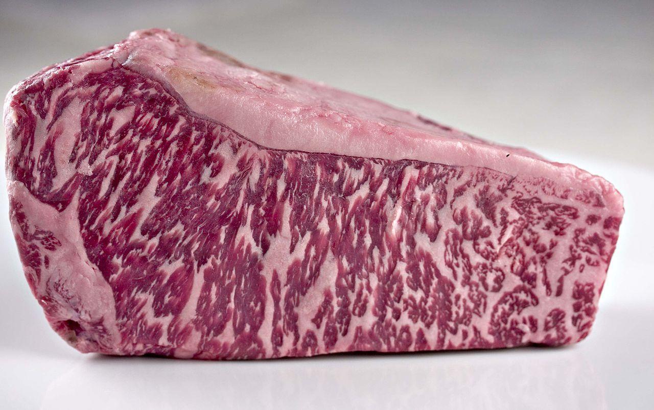 Forskare skriver ut Wagyu-kött med 3D-skrivare