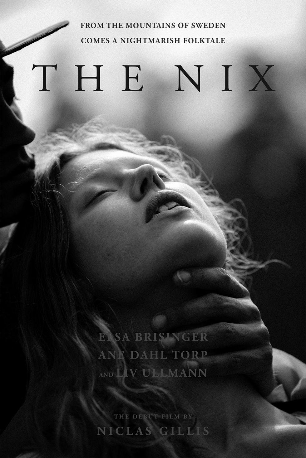 Liv Ullmann klar för svenska filmen The Nix
