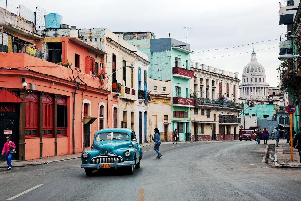 Kuba erkänna kryptovalutor