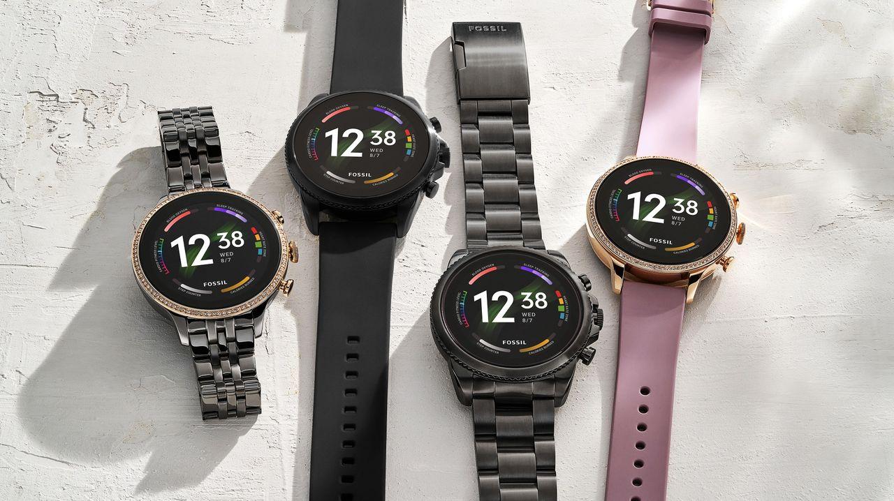 Fossil presenterar nya Wear OS-klockor