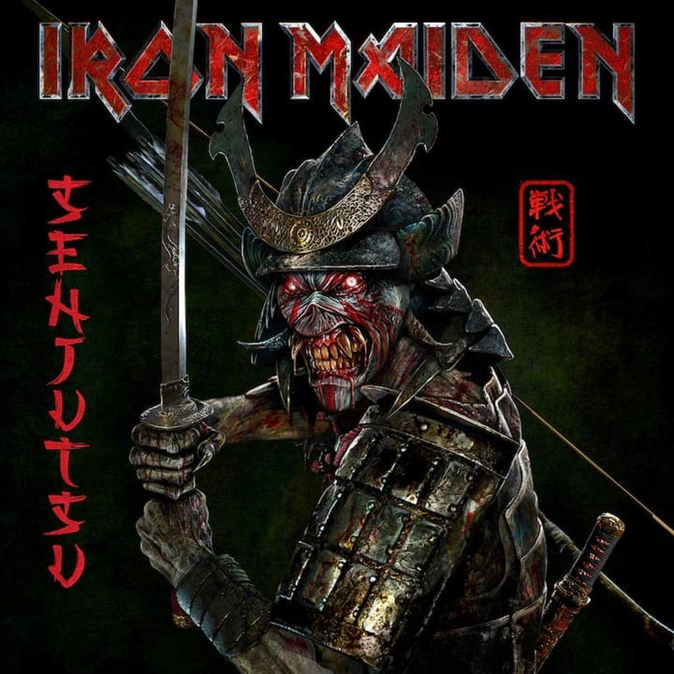 Få hem Iron Maidens skiva direkt när den släpps