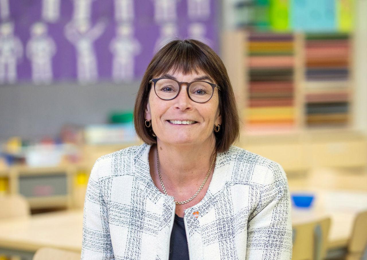Öppna skolplattformen JO-anmäler Lena Holmdahl