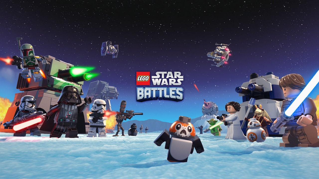 Exklusivt Lego Star Wars-spel kommer till Apple Arcade