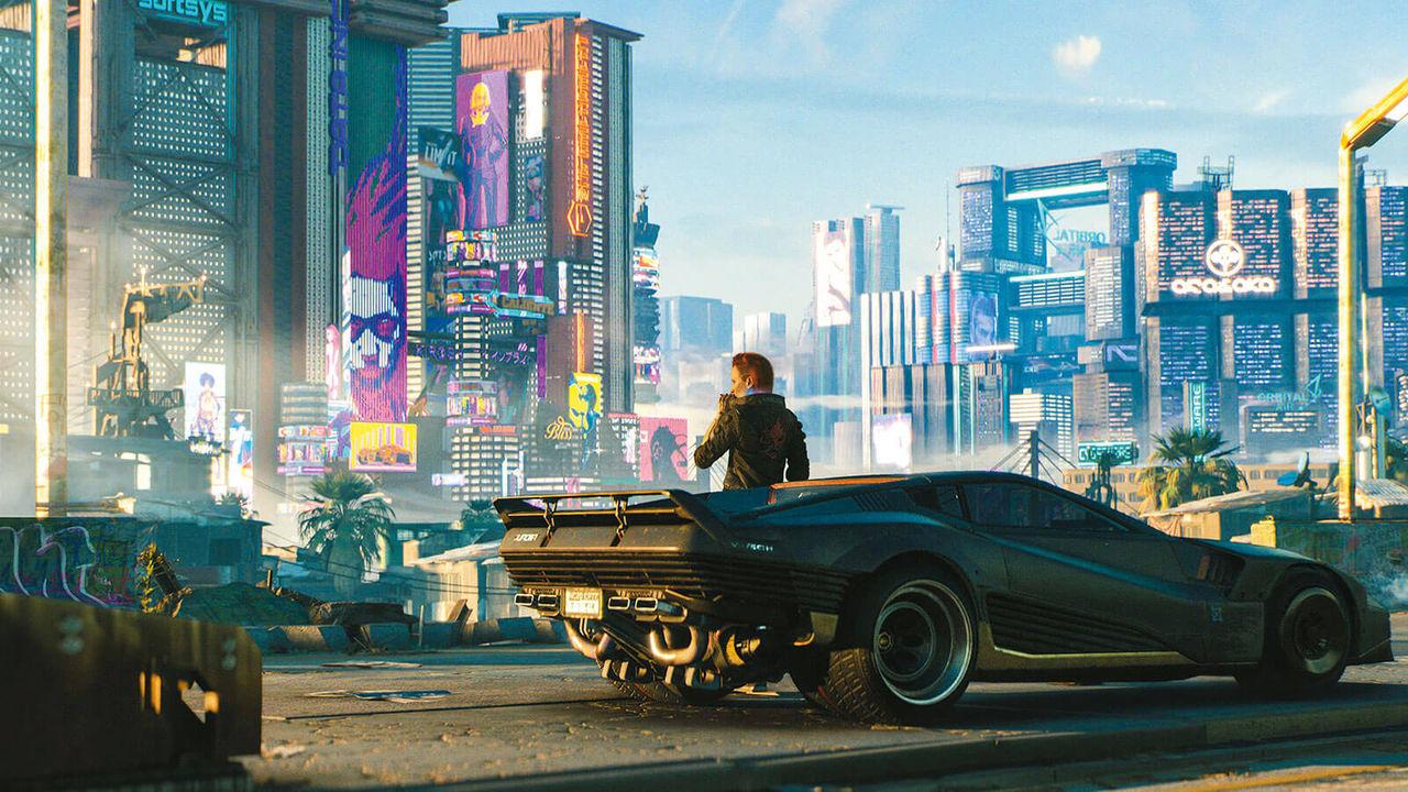 Next gen-version av Cyberpunk 2077 släpps i slutet av 2021