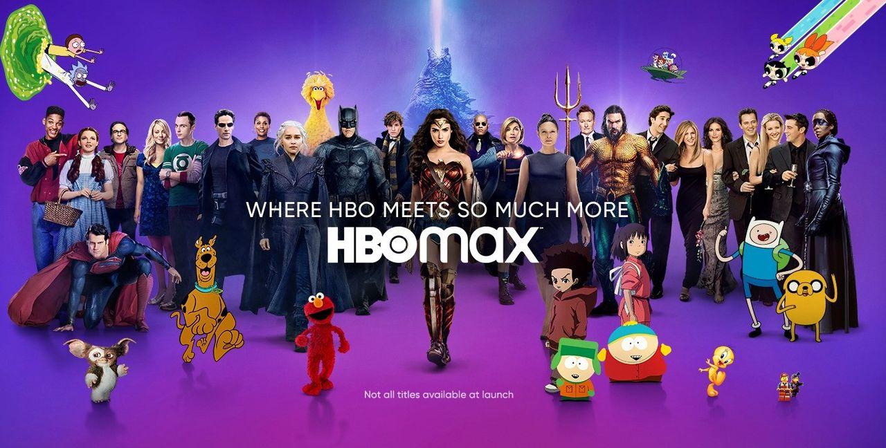 HBO Max kommer till Sverige i höst