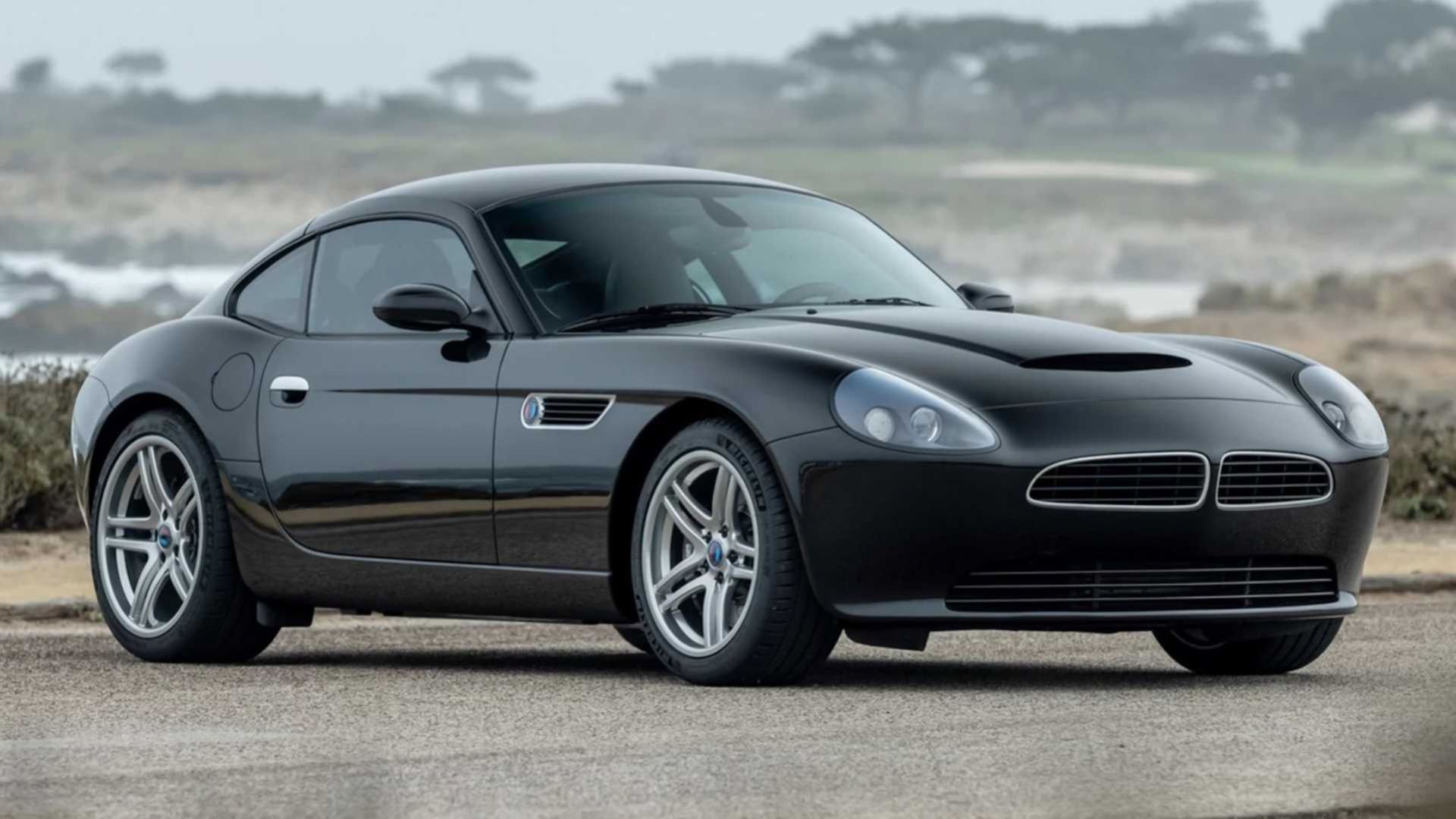 Smit Vehicle Engineering bygger BMW Z8 som coupé