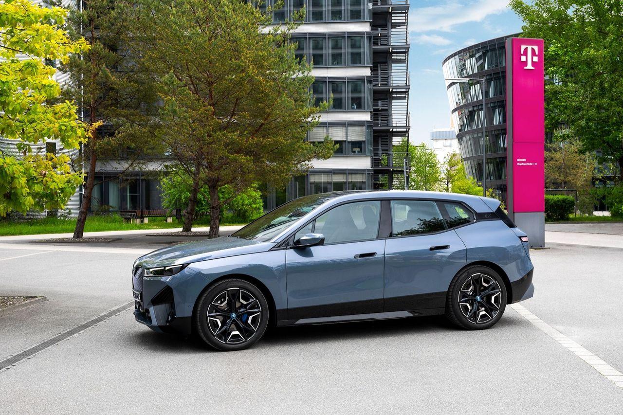 BMW sätter nytt klimatmål till 2030