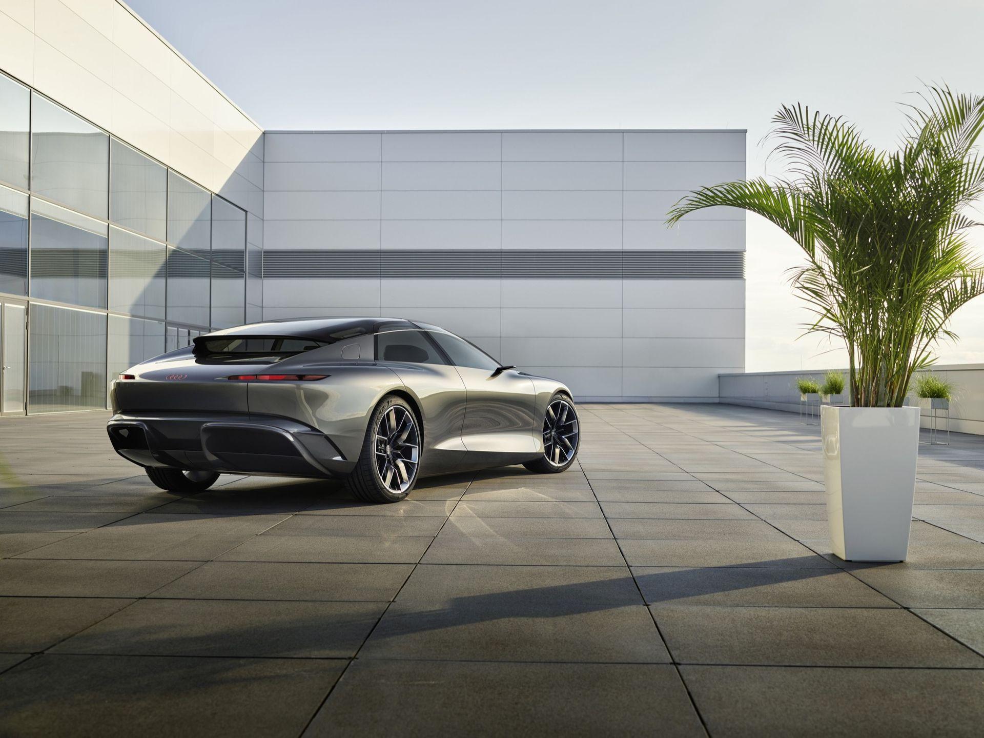 Audi visar upp Grandsphere Concept