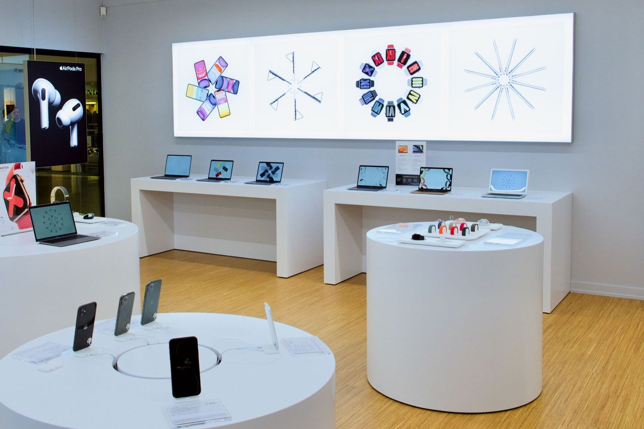 mStore öppnar butik i Örebro
