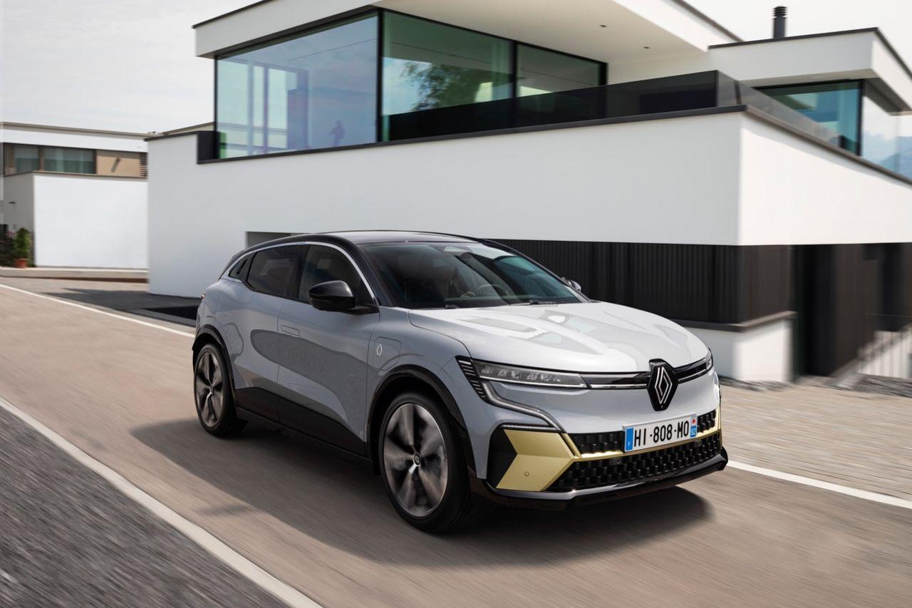 Så här blir Renault Mégane med eldrift