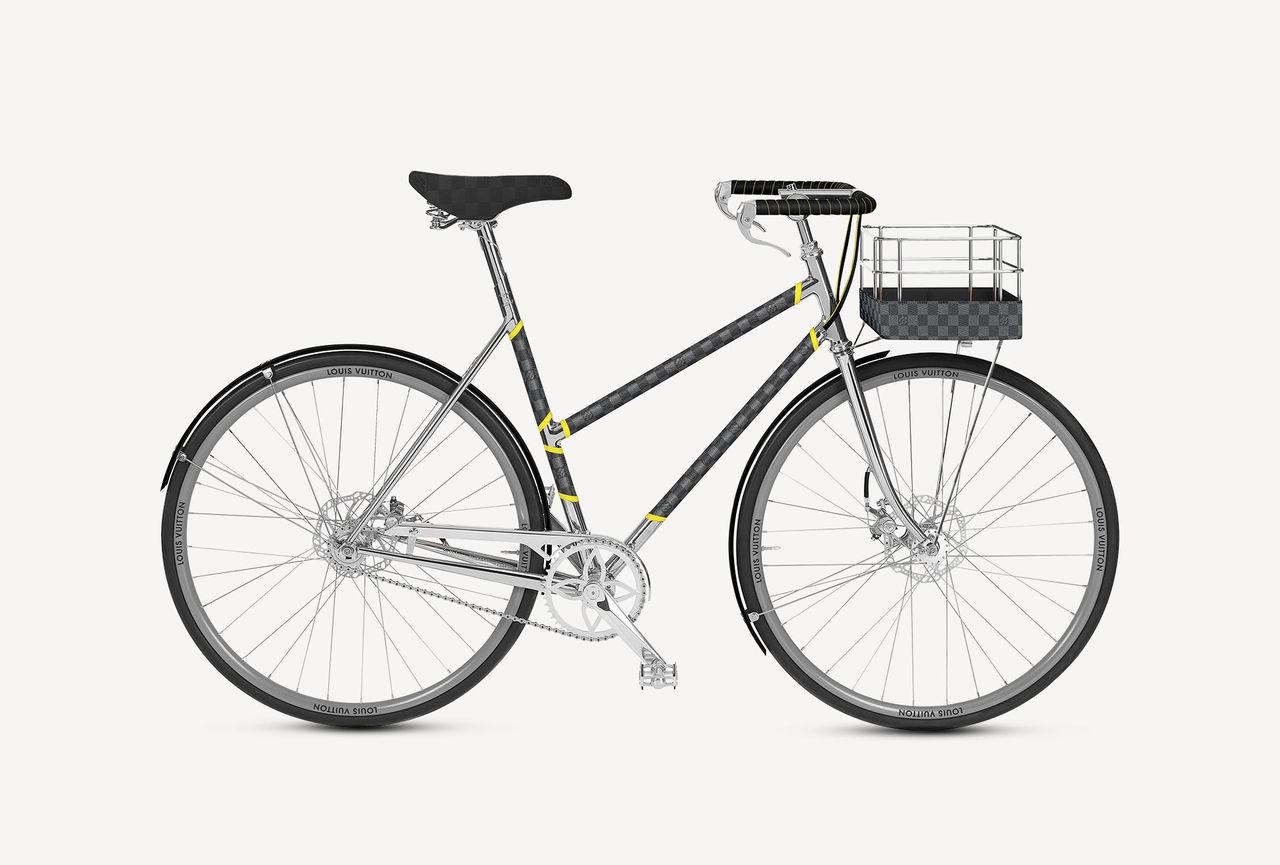 Louis Vuitton släpper cykel för 280.000 kronor
