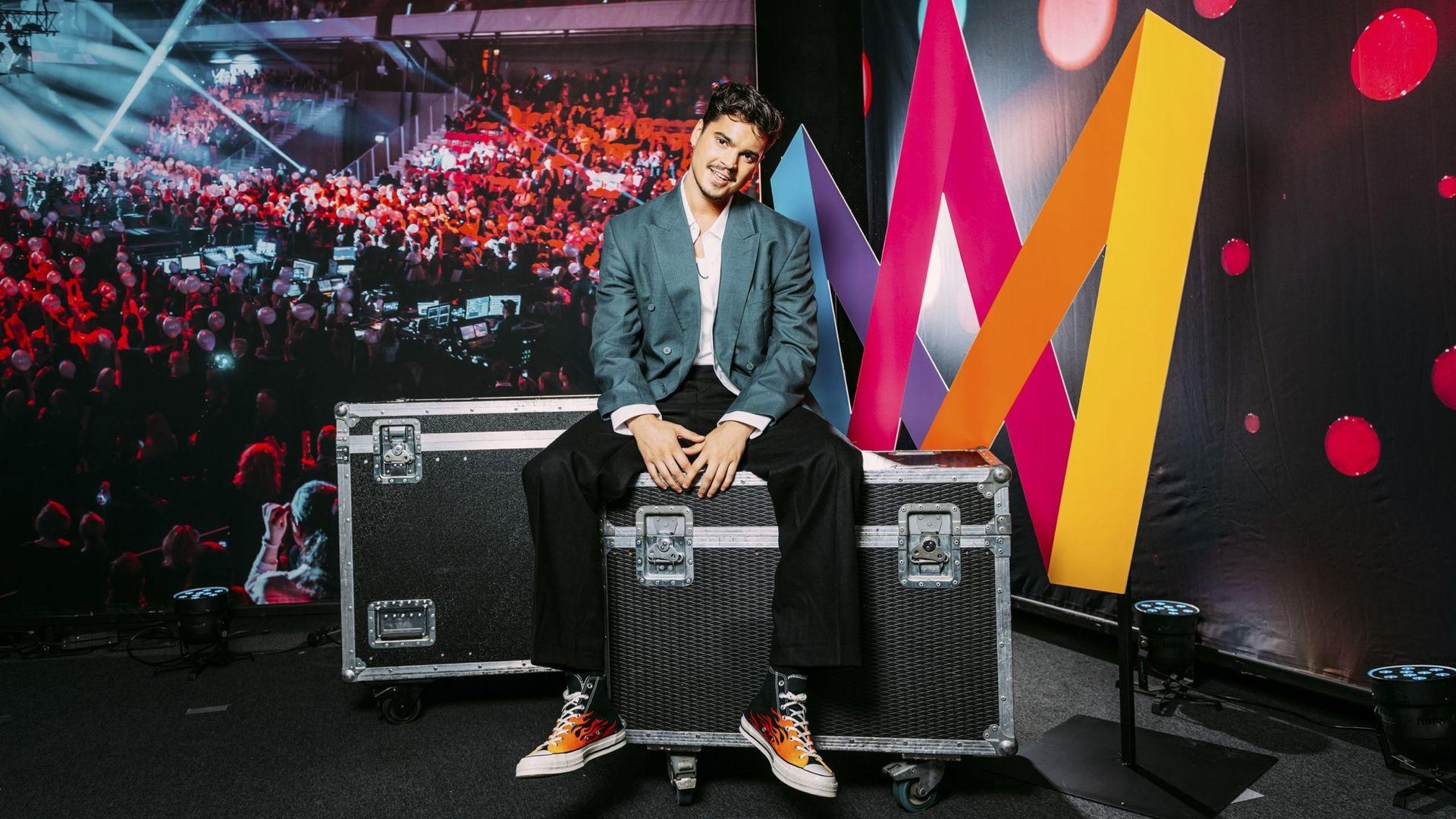 Oscar Zia leder Melodifestivalen nästa år