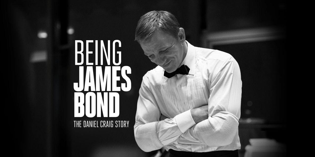 Dokumentär med Daniel Craig om att vara Bond