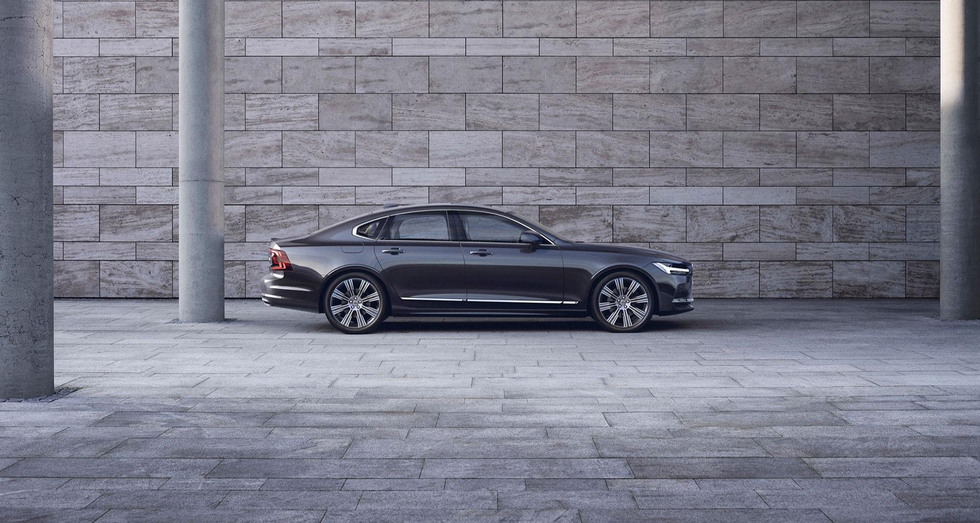 Volvo lanserar större batteripack i Recharge-modellerna