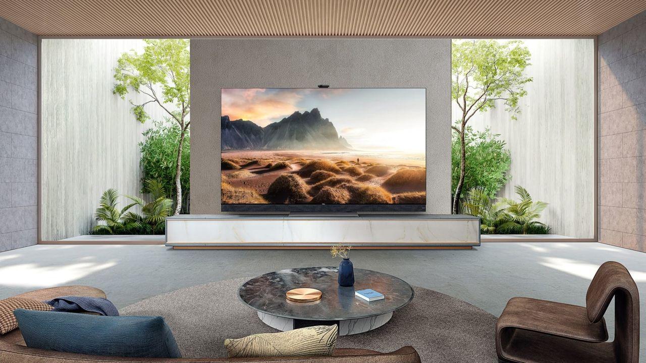 Nya 8K Mini LED-TV från TCL med 120 Hz