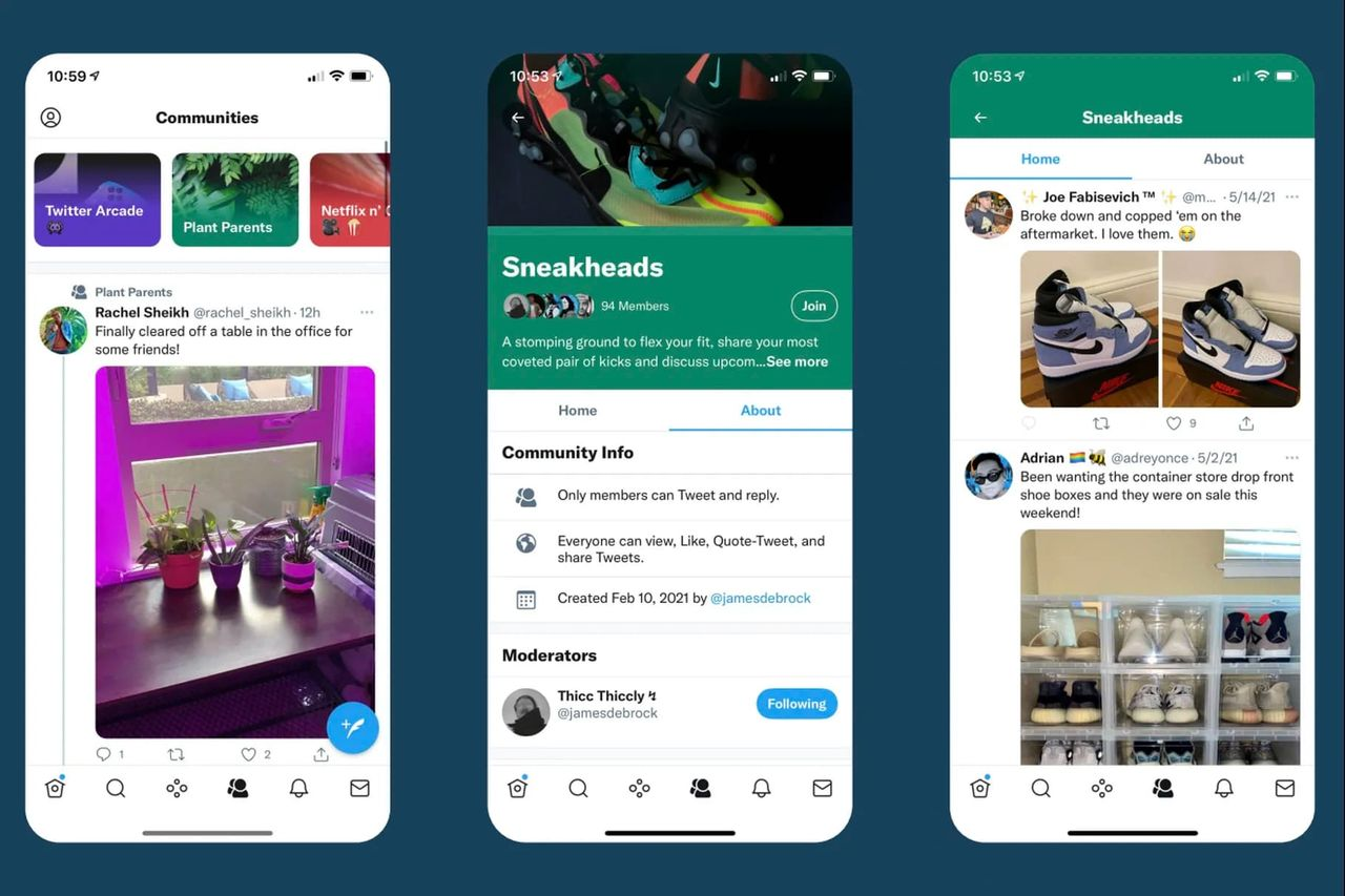 Twitter lanserar Communities