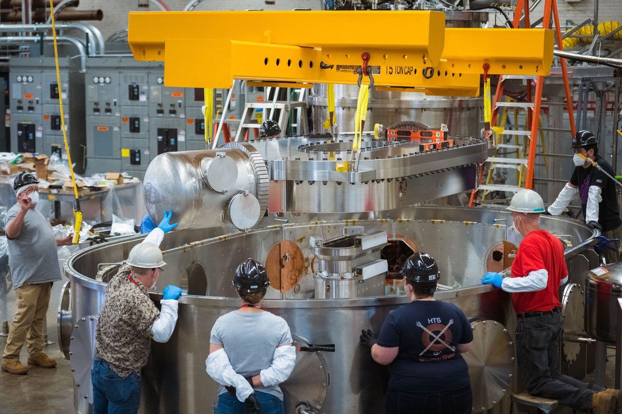 Forskare gör framsteg för att skapa fusionsenergi