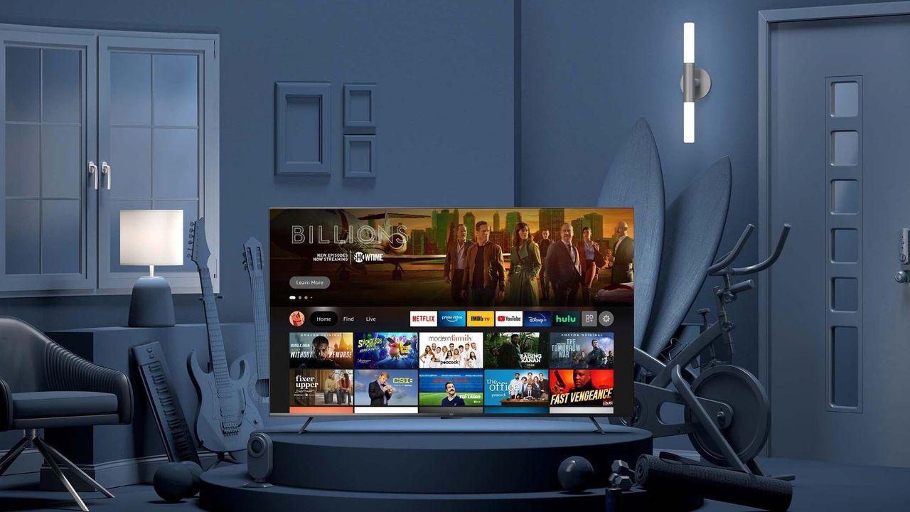 Amazon lanserar tv-apparater