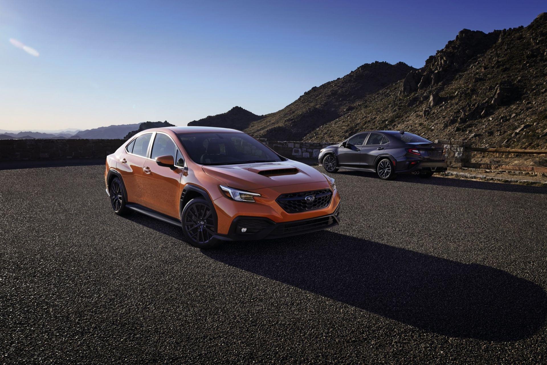 Det här är nya Subaru WRX