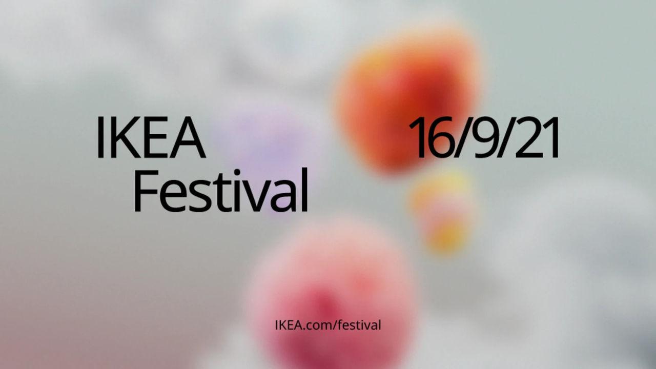 IKEA lanserar digital festival