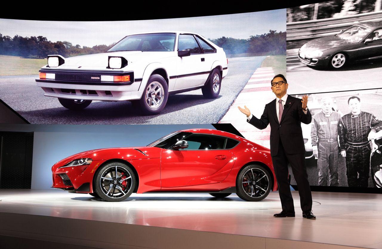 Toyotas vd varnar för farorna med självkörande fordon