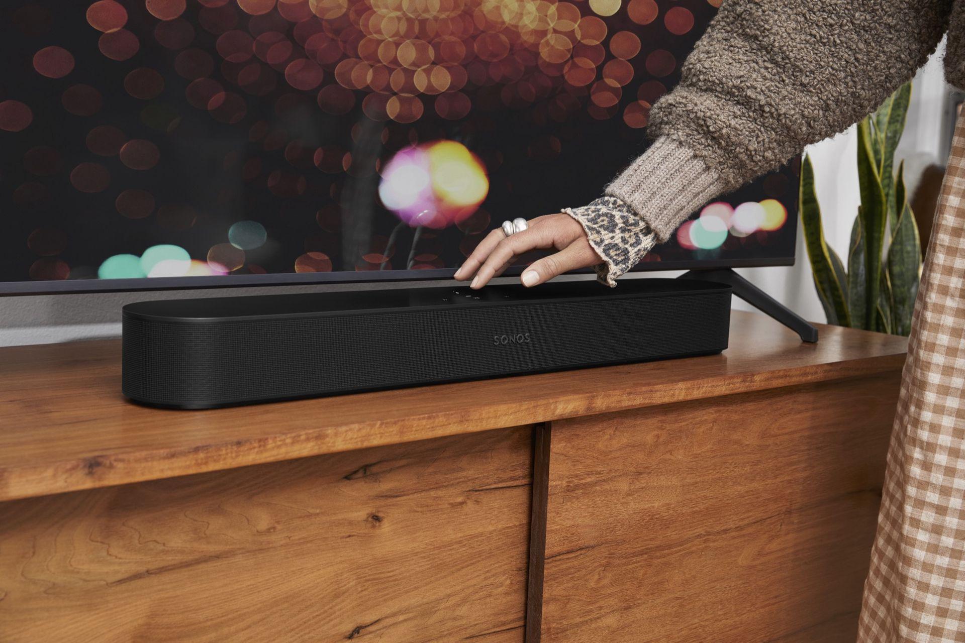 Sonos uppdaterar Beam