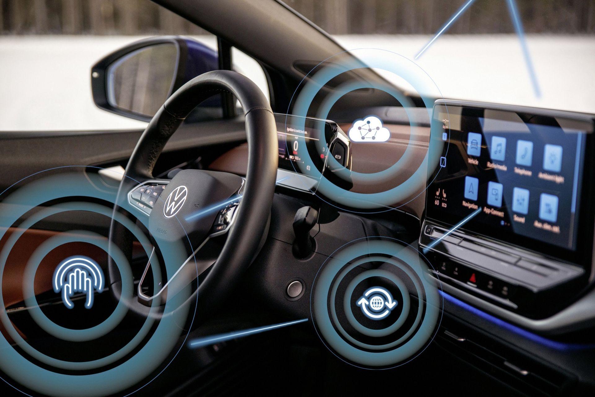 Alla Volkswagens ID.-modeller får OTA-uppdateringar