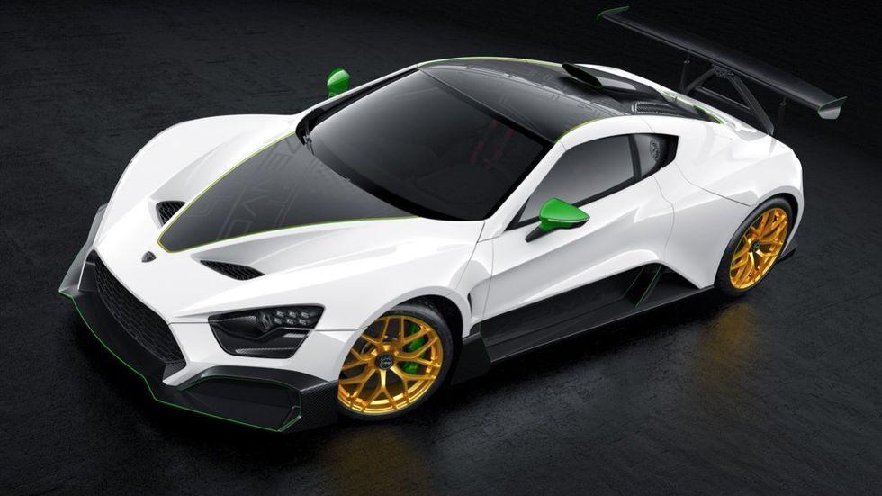 Zenvos nästa superbil kommer att vara en hybrid