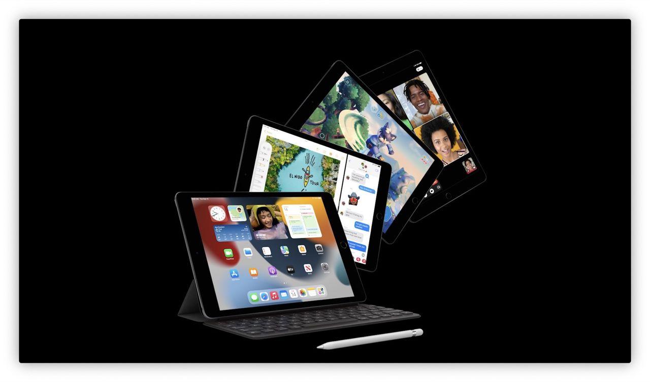 Apple uppdaterar iPad