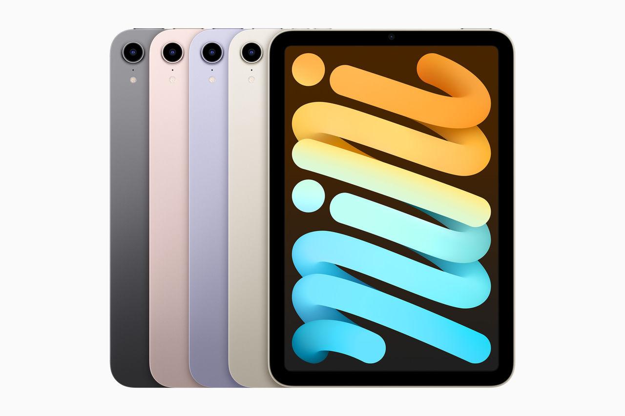 Apple släpper helt ny iPad mini