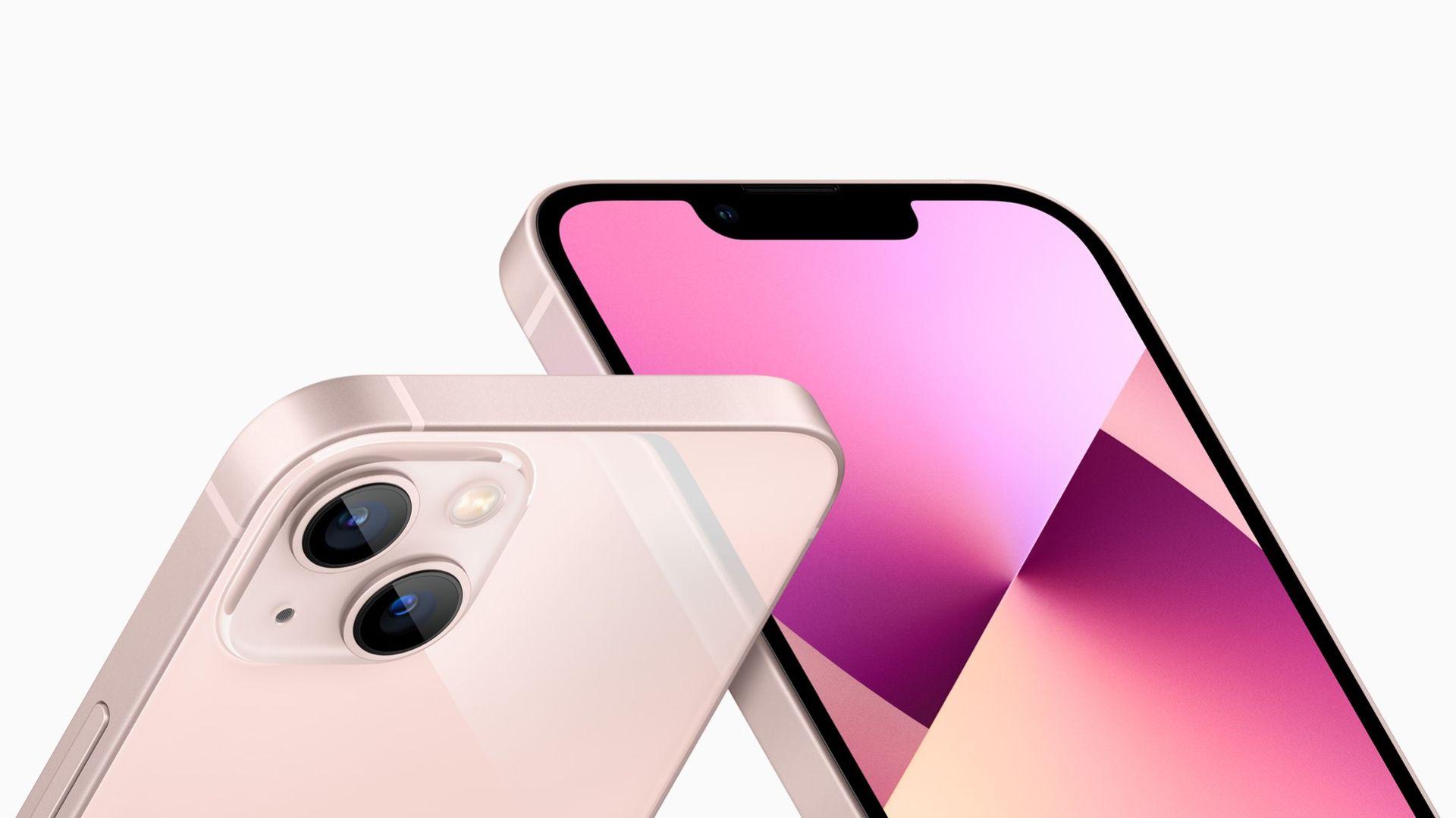 Apple introducerar iPhone 13 och 13 mini