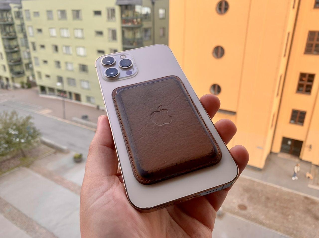 Apple MagSafe-plånbok är nu spårbar