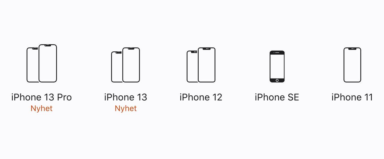 iPhone 12 Pro och iPhone XR utgår ur Apples sortiment