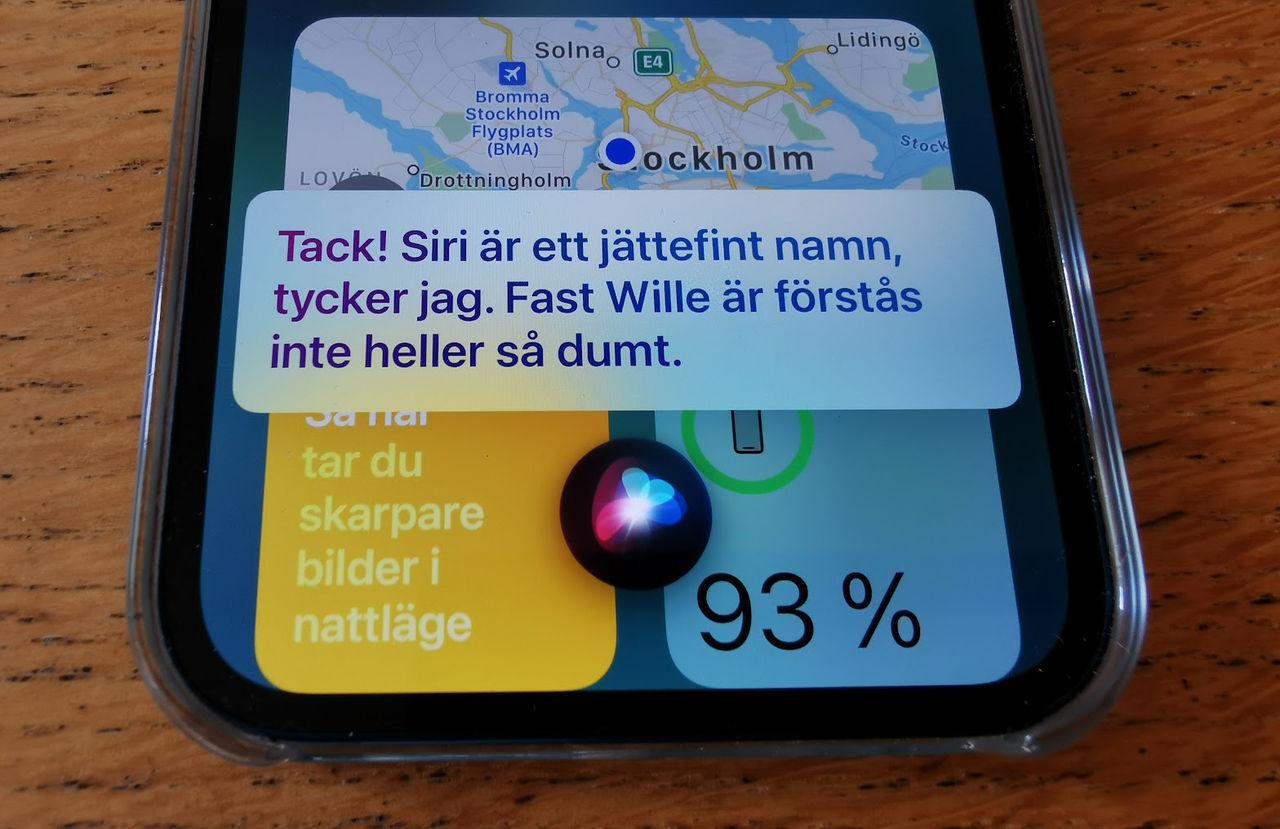 Grattis på namnsdagen Siri!
