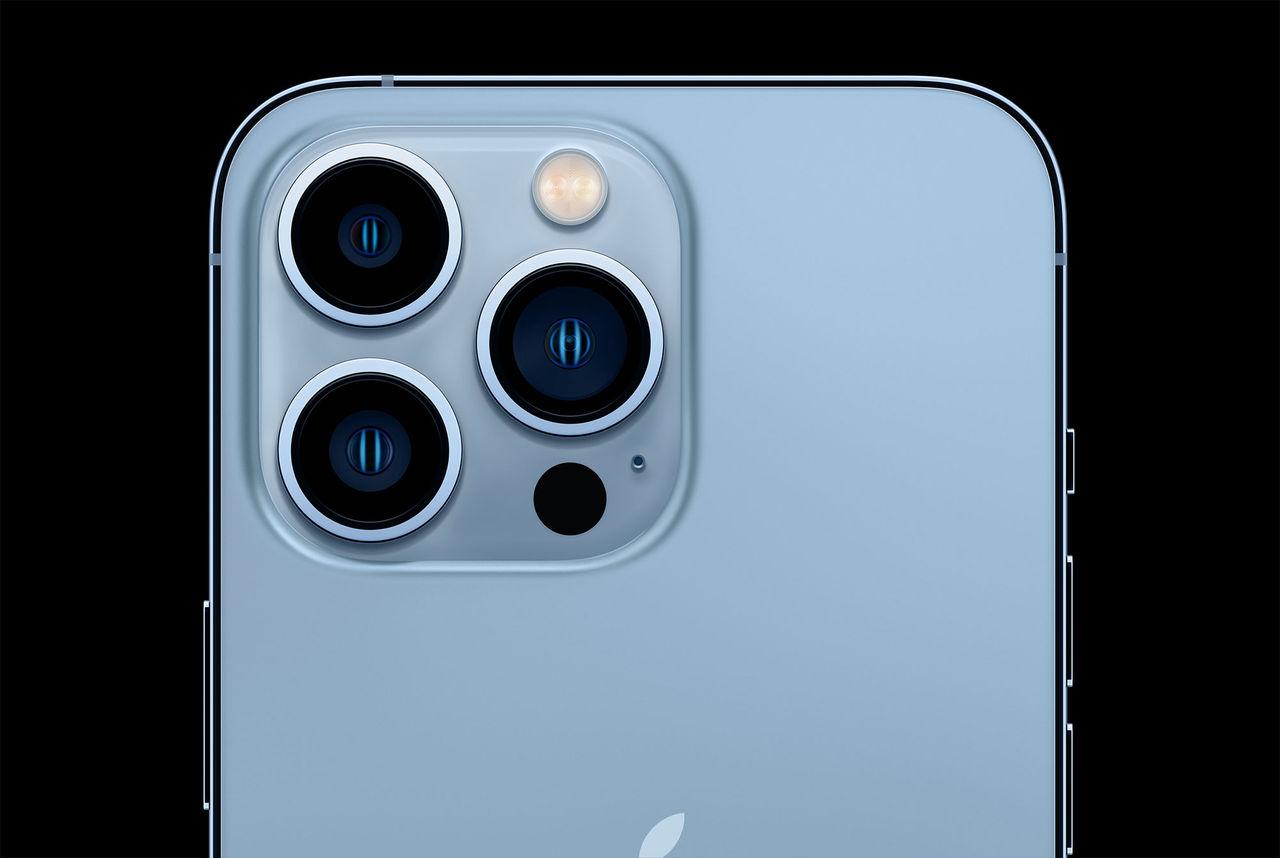 Det här är nyheterna för kameran i iPhone 13